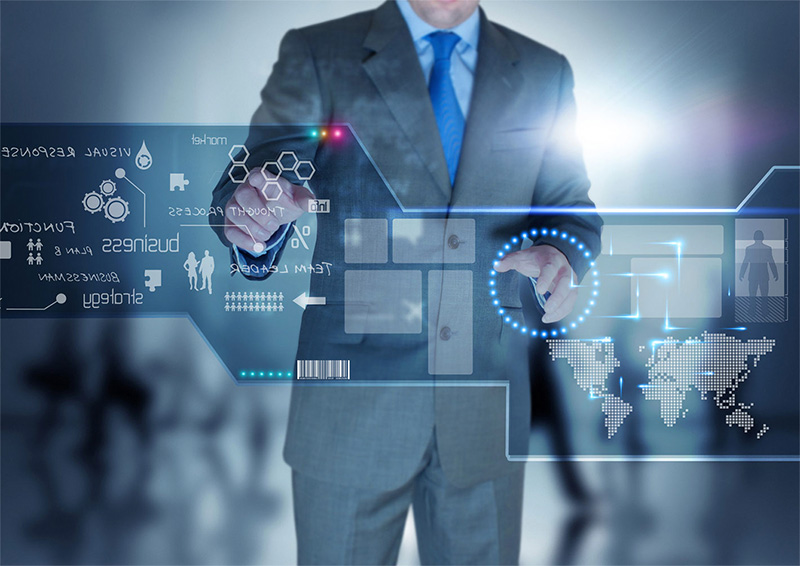 Nuevos desarrollos de software empresarial de SST